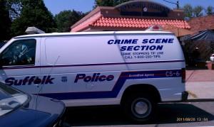 SCPD Crime Scene Van