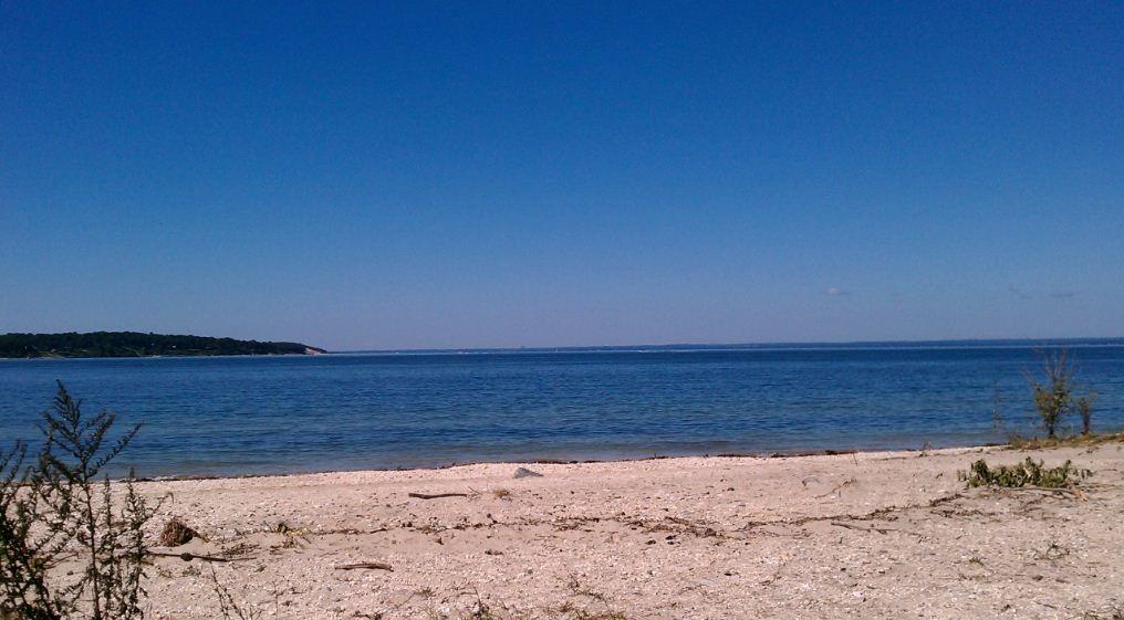 Hobart Beach all clear