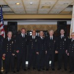 Men of 50 YEARS Service to Huntington Community