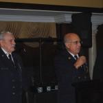 John LoScalzo Ex-Chief giving awards