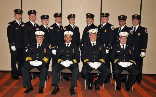 Greenlawn FD Officers