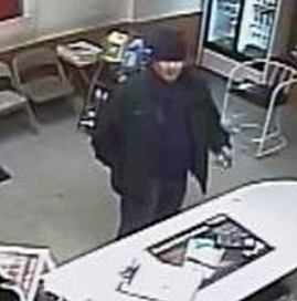 Melville Gas Station Robbery