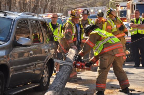 Pulaski Road Crash 2