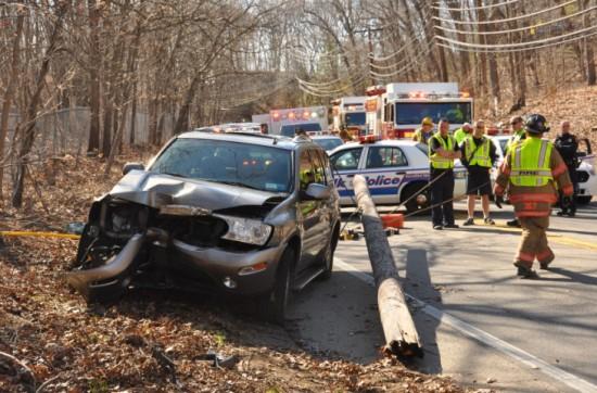 Pulaski Road Crash