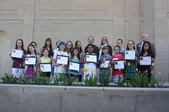 Art Contest Winners
