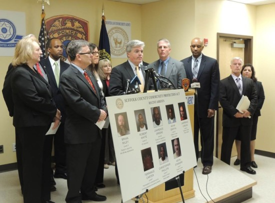 Bellone Press Conference