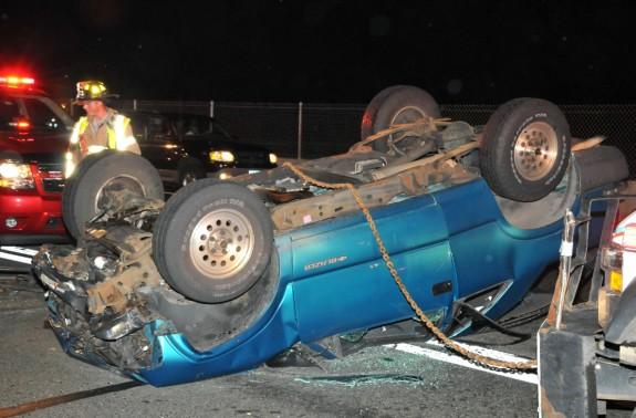Dix Hills Crash 3