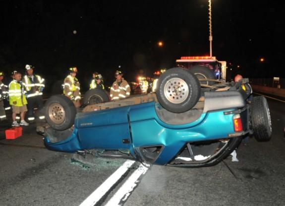 Dix Hills Crash