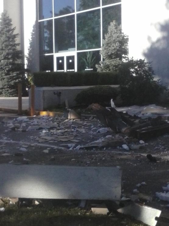 Atrium Crash 2