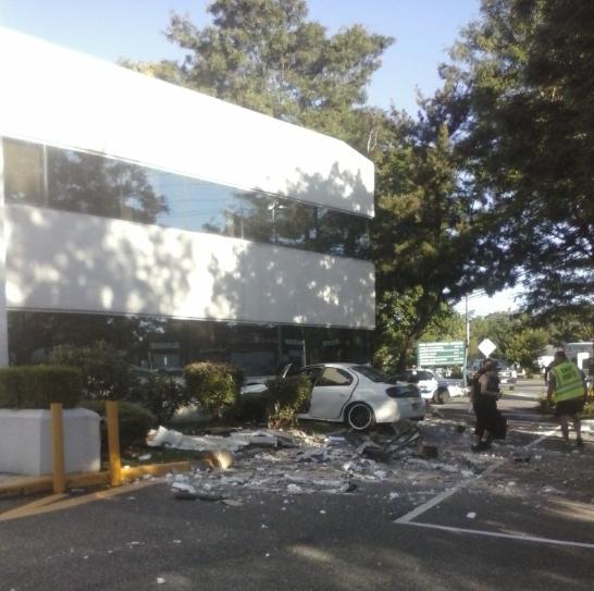 Atrium Crash 3