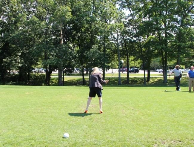 Berland Golfing
