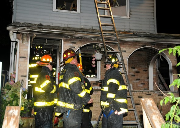 Columbia House Fire 4