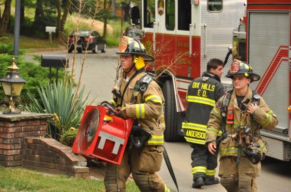 Dix Hills Fire 2