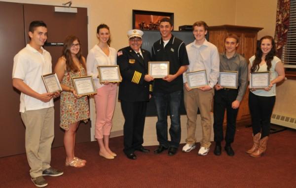 Fire Cheifs Scholarships