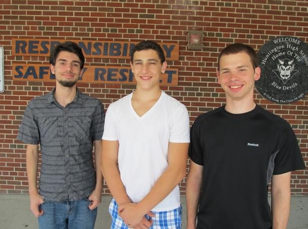 HHS - National Merit Semi-Finalists