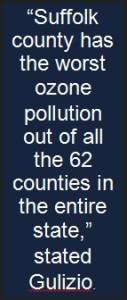 ozone pollution