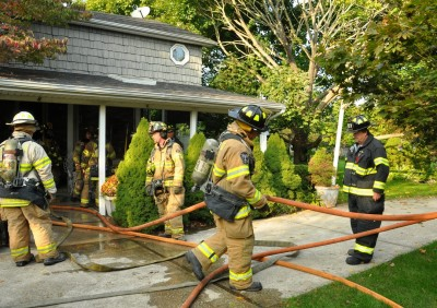 Dix Hills House Fire