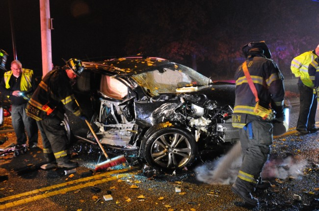 Commack Crash 2