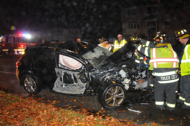 Commack Crash 4