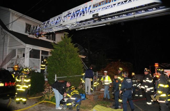 H.S. Fatal fire 2