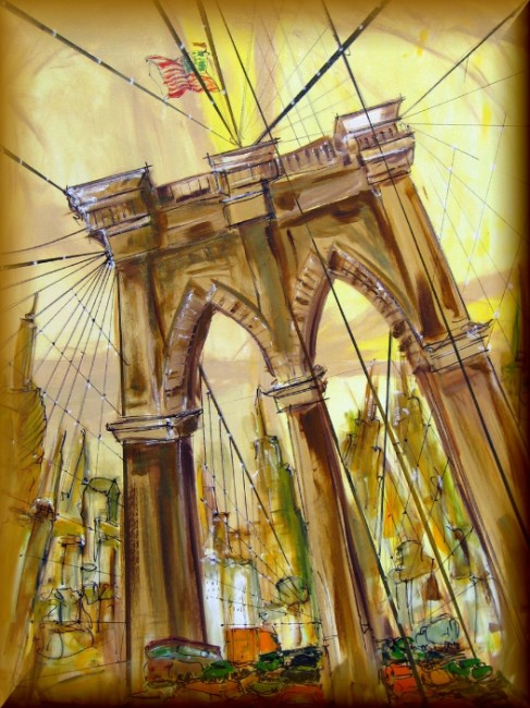 Gomez - Brooklyn Bridge