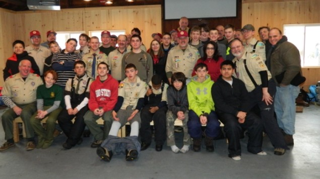 Polar Bear Camporee