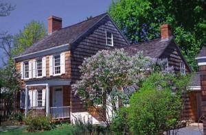 Walt Whitman Birthplace