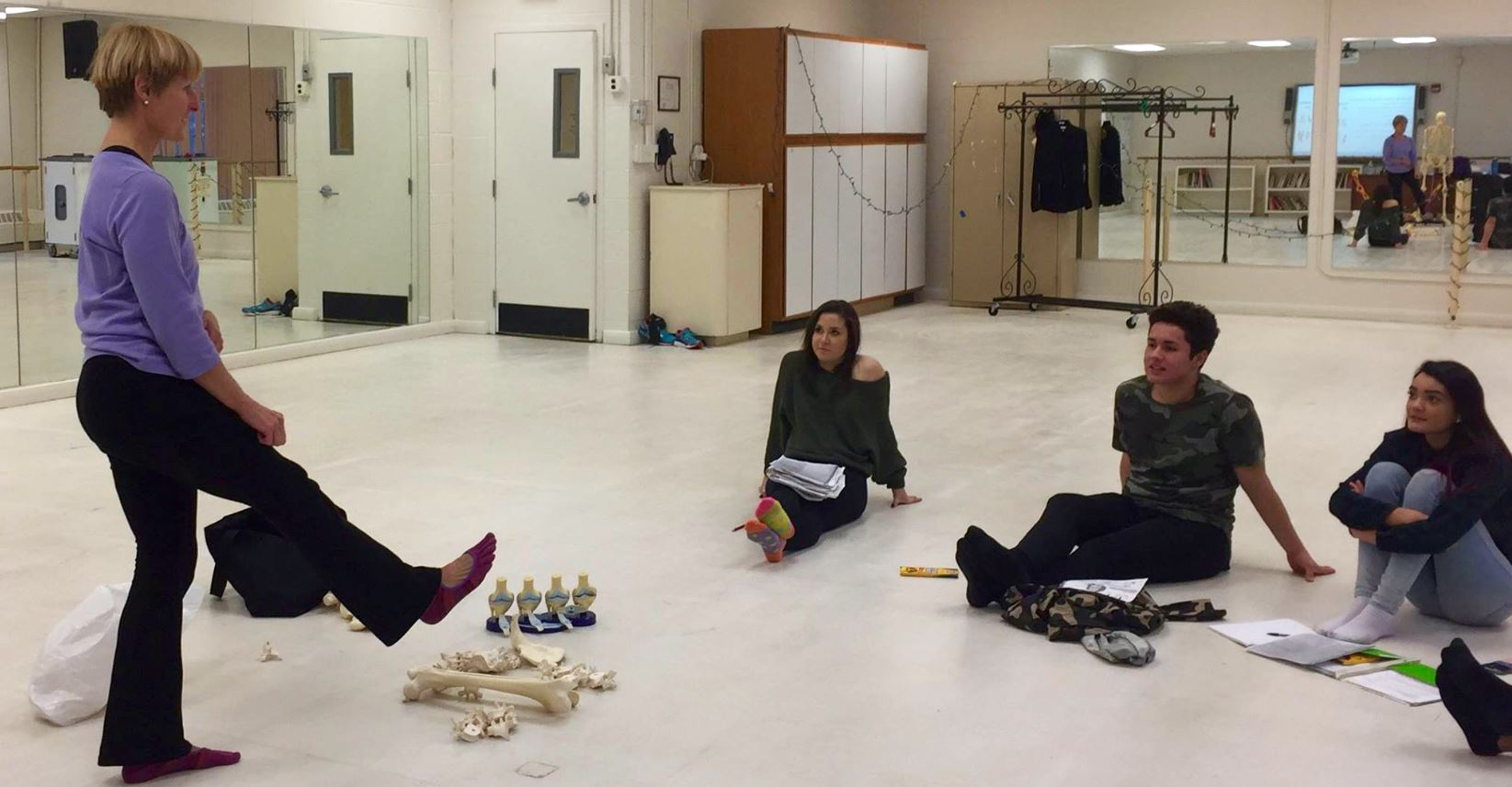 Huntington Resident and Dance Anatomy Specialist Teaches Master ...