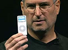 Steve and the IPOD