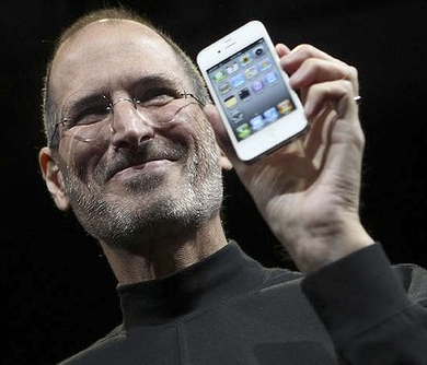 Steve and the iTouch