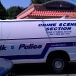 Crime Scene Van SCPD, Huntington Crime Scene Van