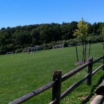 All clear at Soccer Fields