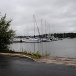BOAT RAMP HUNTINGTON BAY MISSING!