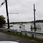 ELECTRIC METERS SUBMERGED