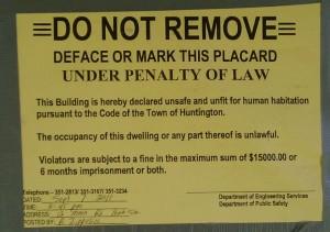 Town Notice