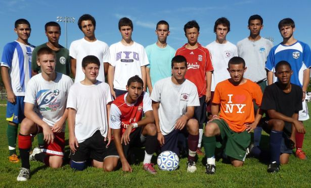 WILDCAT SOCCER PLAYERS