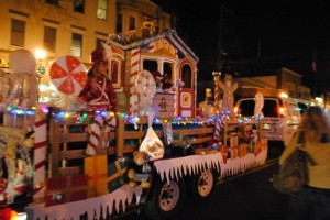2011 Huntington Holiday Parade