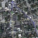 A. 161 Depot Rd - B. 1357 NY Ave