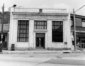 Huntington Station Before Urban Renewal