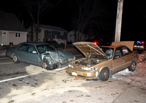 Greenlawn Crash 2