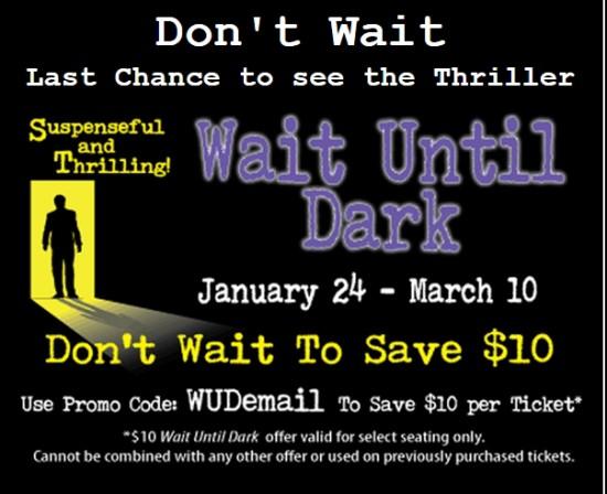 Don't Wait Until Dark