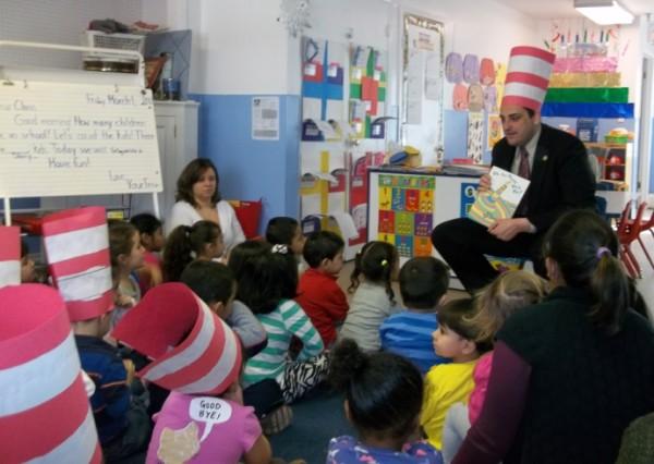 Lupinacci - Read Across America Day