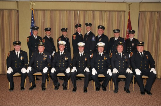 CFD - Officers