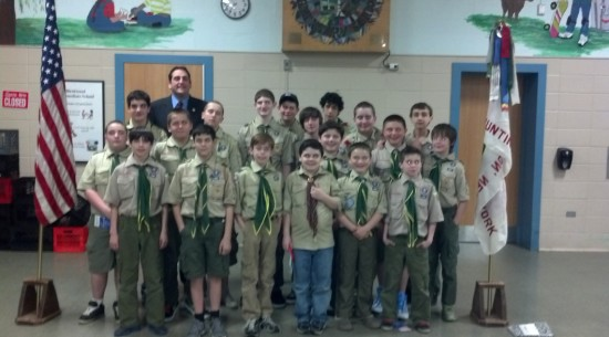 Lupinacci & Boy Scouts