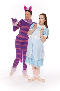 Alice & Cheshire Cat 2013