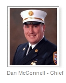 Dan McConnell - Chief