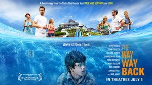 Movie Review -The Way Way Back
