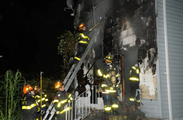 Columbia House Fire 3