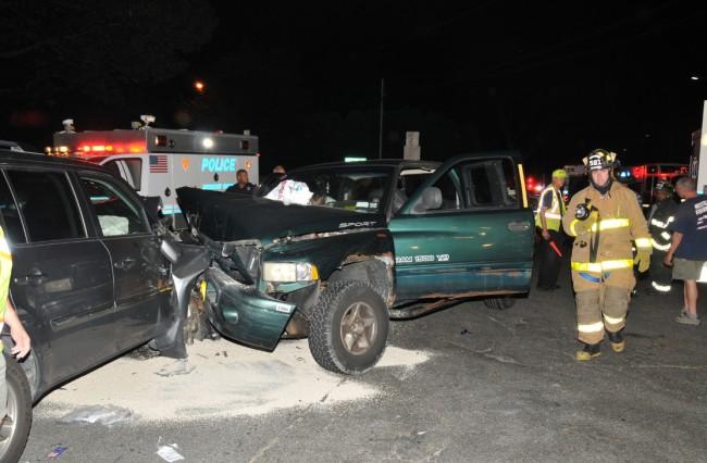 Wolf Hill Road Crash 3