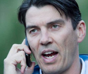 Tim Armstrong CEO -AOL on call